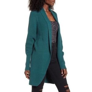 Leith Dolman Sleeve Open Front Cardigan